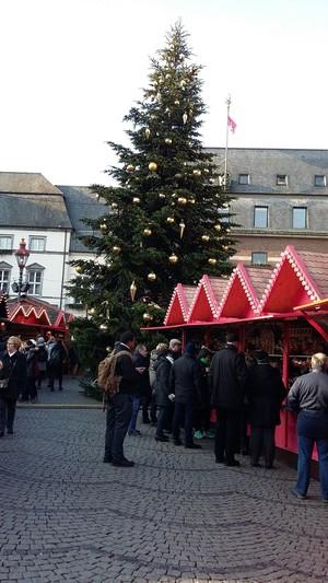 クリスマスマーケット ドイツ