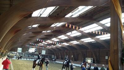 乗馬(馬術)の大会を初めてドイツで見た!