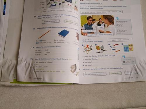 5月 教科書 ドイツ語