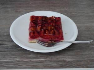 2017.7 ドイツ ケーキ いただきもの