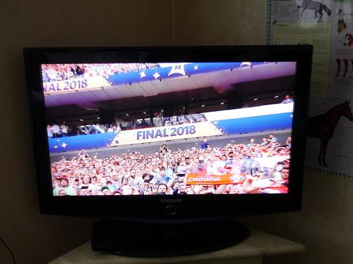 ドイツ、W杯が終わって気が抜ける。