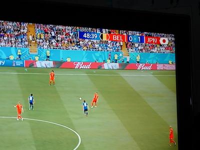 ドイツ、やっぱりサッカー日本チームの試合が海外生活に響くと感じた。