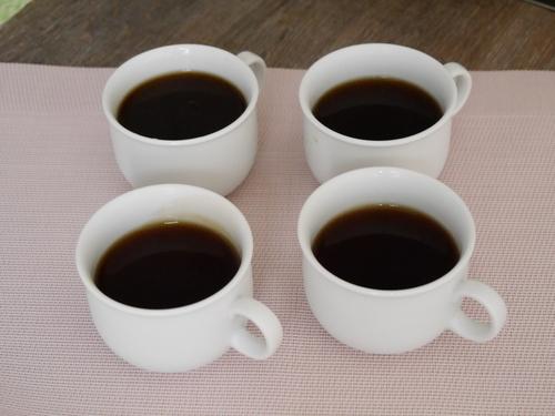 ドイツ、簡単コーヒーゼリー作る。